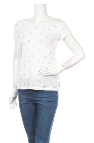 Дамска блуза Beach Time, Размер XS, Цвят Бял, 90% полиестер, 10% лен, Цена 19,60лв.