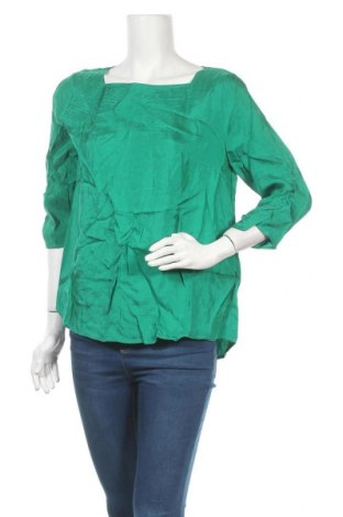 Дамска блуза Betty & Co, Размер M, Цвят Зелен, 86% вискоза, 14% полиамид, Цена 42,00лв.