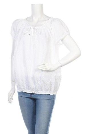 Γυναικεία μπλούζα Charles Vogele, Μέγεθος XL, Χρώμα Λευκό, Βαμβάκι, Τιμή 10,52€