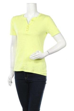Γυναικεία μπλούζα Charles Vogele, Μέγεθος M, Χρώμα Πράσινο, Βαμβάκι, Τιμή 8,18€