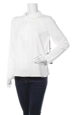 Дамска блуза Cinque, Размер S, Цвят Бял, 97% вискоза, 3% еластан, Цена 16,66лв.