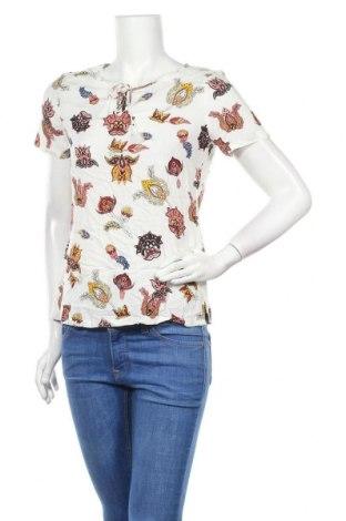 Дамска блуза Comma,, Размер M, Цвят Бял, Вискоза, Цена 46,50лв.