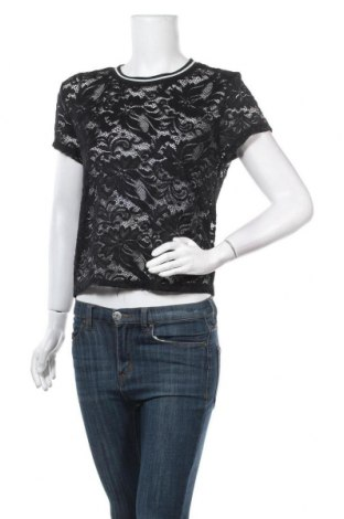 Дамска блуза Cool Cat, Размер M, Цвят Черен, Цена 11,60лв.
