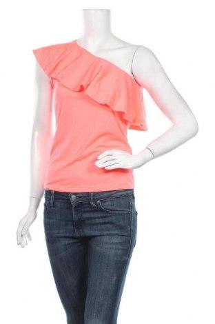 Дамска блуза Cool Cat, Размер S, Цвят Розов, 95% полиестер, 5% еластан, Цена 36,75лв.