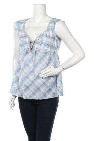 Дамска блуза Esprit, Размер L, Цвят Син, Памук, Цена 3,68лв.