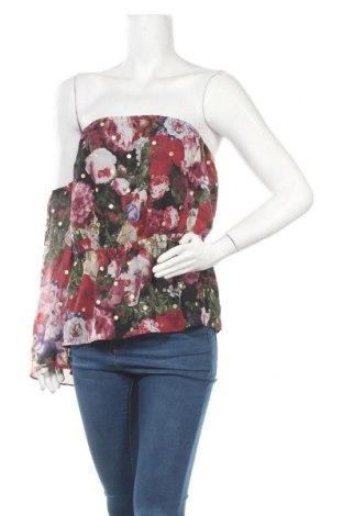 Дамска блуза Express, Размер M, Цвят Многоцветен, Полиестер, Цена 17,96лв.