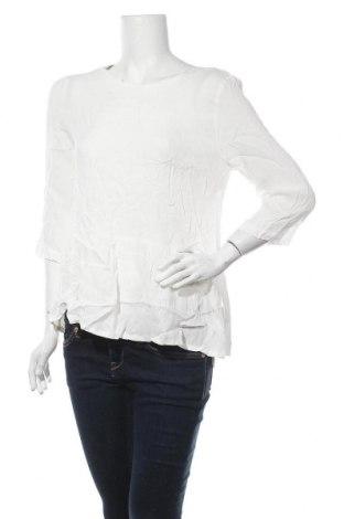 Дамска блуза Free Quent, Размер M, Цвят Бял, Вискоза, Цена 8,71лв.