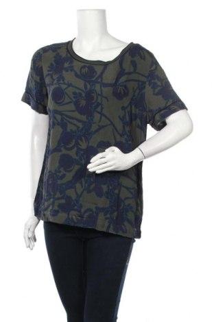 Дамска блуза Free Quent, Размер L, Цвят Син, Вискоза, Цена 14,96лв.