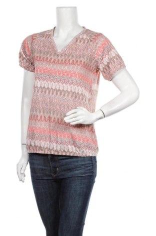 Дамска блуза Free Quent, Размер M, Цвят Многоцветен, Памук, Цена 12,50лв.