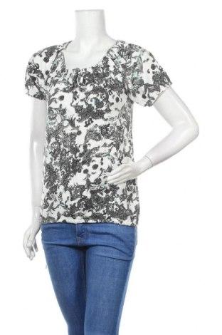 Дамска блуза Free Quent, Размер S, Цвят Многоцветен, Памук, Цена 5,04лв.
