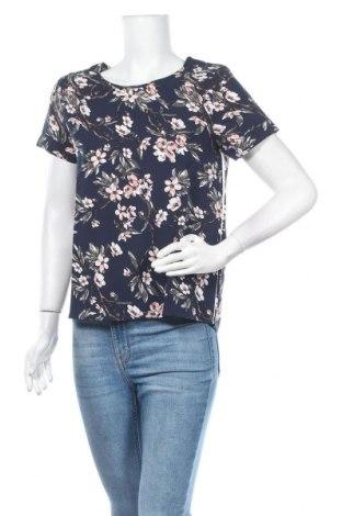 Дамска блуза Free Quent, Размер XS, Цвят Син, Полиестер, Цена 17,70лв.