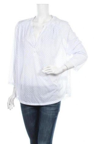 Дамска блуза H&M, Размер XL, Цвят Бял, 100% полиестер, Цена 5,67лв.