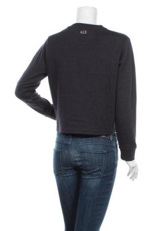 Дамска блуза Henry I. Siegel, Размер M, Цвят Син, 40% полиестер, 60% памук, Цена 34,50лв.