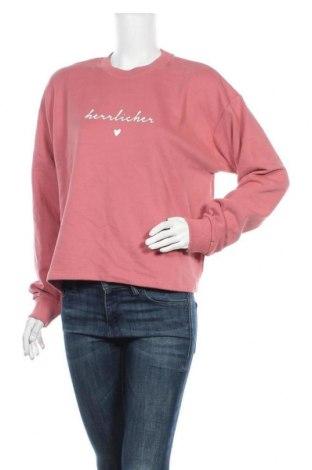 Дамска блуза Herrlicher, Размер S, Цвят Розов, 80% памук, 20% полиестер, Цена 49,20лв.