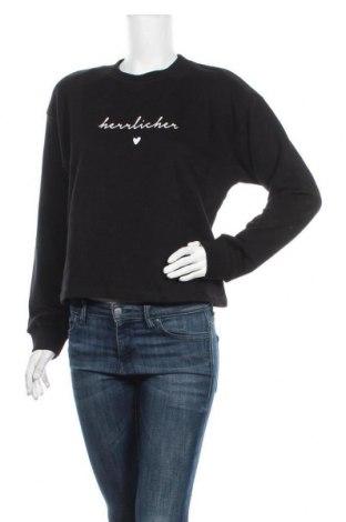 Дамска блуза Herrlicher, Размер XS, Цвят Черен, 80% памук, 20% полиестер, Цена 49,20лв.