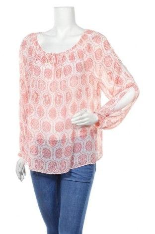 Дамска блуза INC International Concepts, Размер L, Цвят Червен, Полиестер, Цена 11,25лв.