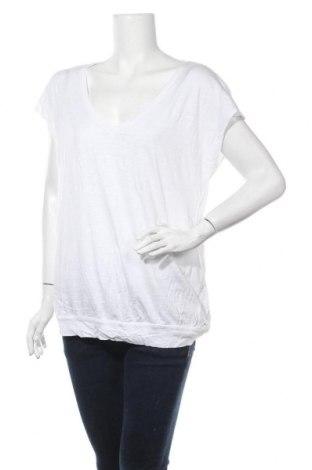 Дамска блуза JAG, Размер XL, Цвят Бял, 50% памук, 50% модал, Цена 23,52лв.