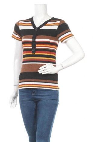Γυναικεία μπλούζα Jdy, Μέγεθος M, Χρώμα Πολύχρωμο, 65% πολυεστέρας, 33% βισκόζη, 2% ελαστάνη, Τιμή 4,09€
