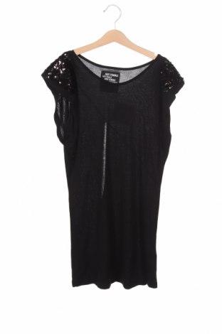 Дамска блуза Just Female, Размер XS, Цвят Черен, Вискоза, Цена 3,00лв.