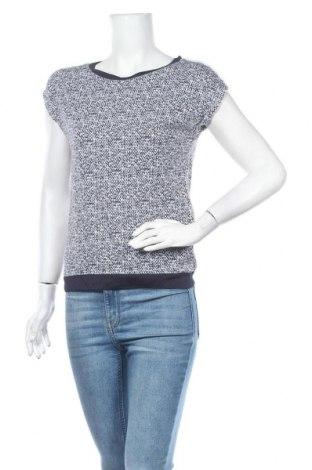 Дамска блуза Kenny S., Размер XS, Цвят Син, 50% памук, 50% модал, Цена 10,71лв.