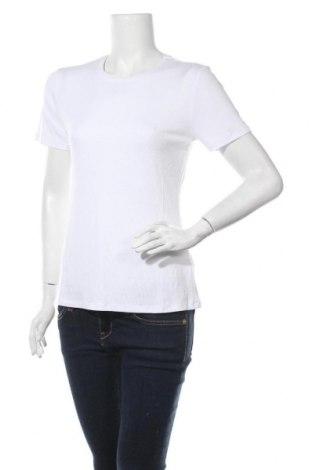 Γυναικεία μπλούζα Lascana, Μέγεθος M, Χρώμα Λευκό, 95% βισκόζη, 5% ελαστάνη, Τιμή 17,18€