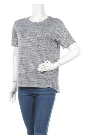 Дамска блуза Le Comte, Размер M, Цвят Син, 54% вискоза, 46% полиестер, Цена 19,95лв.