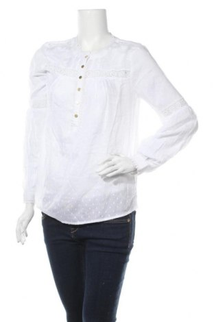Дамска блуза Ltb, Размер S, Цвят Бял, Вискоза, Цена 32,20лв.