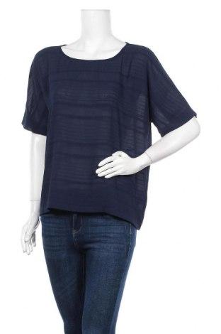 Дамска блуза Luxzuz One Two, Размер L, Цвят Син, Полиестер, Цена 4,99лв.