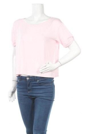 Дамска блуза Madeleine, Размер M, Цвят Розов, 95% вискоза, 5% еластан, Цена 10,08лв.