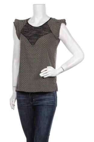 Дамска блуза Maison Scotch, Размер S, Цвят Черен, Полиестер, Цена 31,92лв.