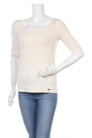 Дамска блуза Marc Cain Sports, Размер L, Цвят Бежов, 94% памук, 6% еластан, Цена 58,50лв.