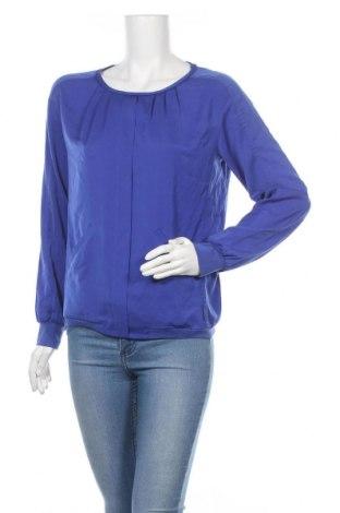Дамска блуза Marc Cain Sports, Размер XS, Цвят Син, 93% полиестер, 7% еластан, Цена 73,50лв.