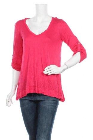 Дамска блуза Max Studio, Размер S, Цвят Розов, Вискоза, Цена 7,89лв.