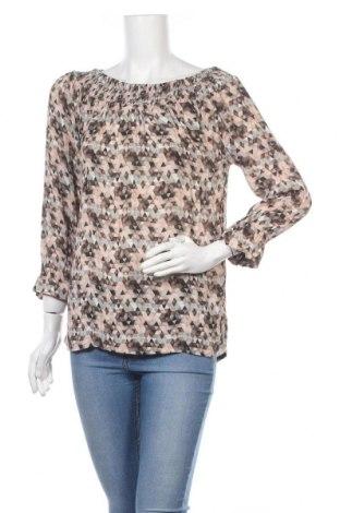 Дамска блуза Minus, Размер M, Цвят Многоцветен, Вискоза, Цена 9,47лв.
