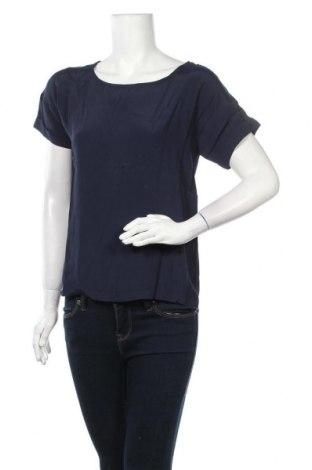 Дамска блуза Modstrom, Размер XS, Цвят Син, Вискоза, Цена 14,56лв.