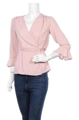Дамска блуза Modstrom, Размер S, Цвят Розов, Полиестер, Цена 15,60лв.