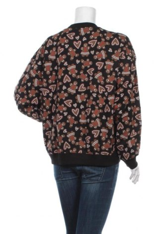 Дамска блуза Monki, Размер M, Цвят Многоцветен, Памук, Цена 21,26лв.