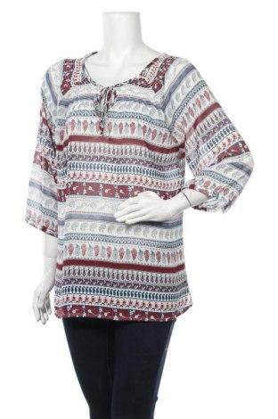 Дамска блуза Multiblu, Размер L, Цвят Многоцветен, Полиестер, Цена 7,56лв.