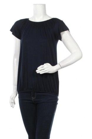 Блуза за бременни Neun Monate, Размер S, Цвят Син, 95% вискоза, 5% еластан, Цена 29,25лв.