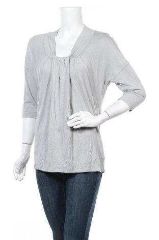 Дамска блуза Nine West, Размер M, Цвят Сив, 94% вискоза, 6% еластан, Цена 35,91лв.