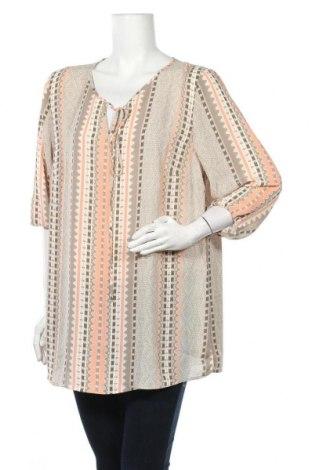 Дамска блуза Paola, Размер XL, Цвят Многоцветен, Полиестер, Цена 18,90лв.