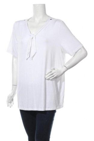 Дамска блуза Paola, Размер XXL, Цвят Бял, 95% вискоза, 5% еластан, Цена 16,96лв.