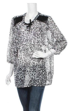 Дамска блуза Paola, Размер XXL, Цвят Сив, Полиестер, Цена 5,36лв.