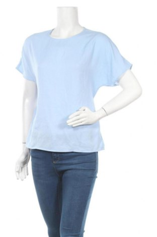 Γυναικεία μπλούζα Pieces, Μέγεθος S, Χρώμα Μπλέ, Πολυεστέρας, Τιμή 10,39€