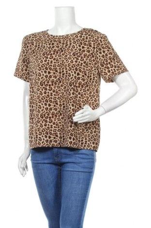 Γυναικεία μπλούζα Pieces, Μέγεθος XL, Χρώμα Πολύχρωμο, 98% πολυεστέρας, 2% ελαστάνη, Τιμή 9,35€