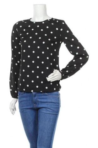Γυναικεία μπλούζα Pieces, Μέγεθος XS, Χρώμα Μαύρο, 100% πολυεστέρας, Τιμή 16,42€