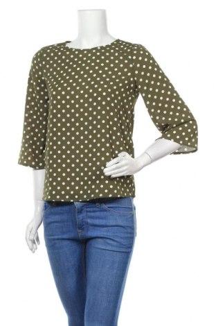 Γυναικεία μπλούζα Pieces, Μέγεθος XS, Χρώμα Πράσινο, 100% πολυεστέρας, Τιμή 14,07€