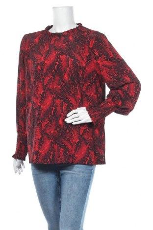 Дамска блуза Preview, Размер XXL, Цвят Червен, Полиестер, Цена 16,96лв.