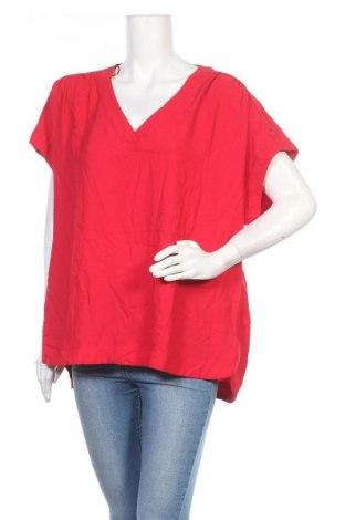 Дамска блуза Preview, Размер XL, Цвят Червен, Полиестер, Цена 26,46лв.