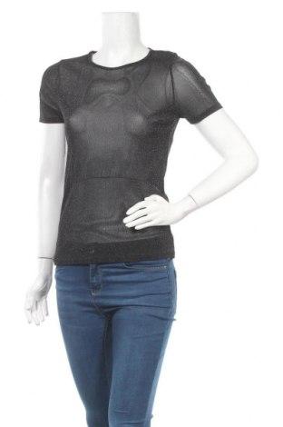 Дамска блуза Project Unknown, Размер M, Цвят Черен, Полиестер, Цена 15,96лв.